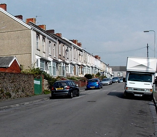 Megan Street Swansea