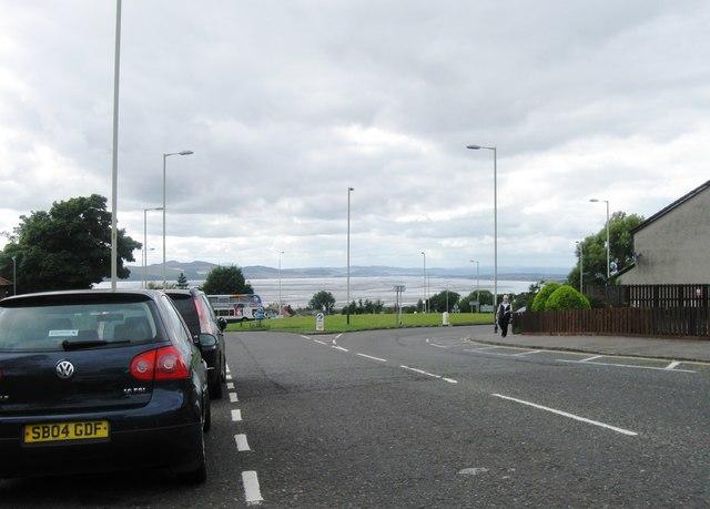 Glamis Road