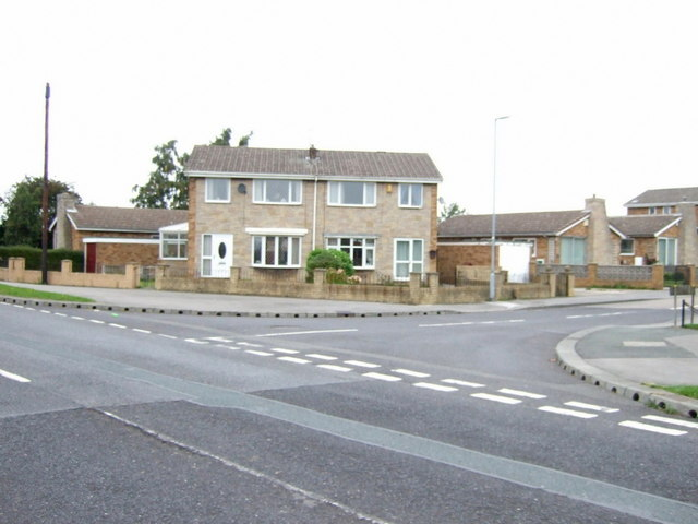 Houses on West View, Cudworth