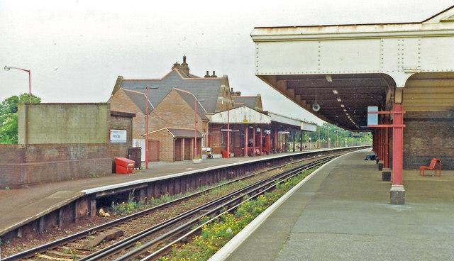 Herne Bay station, 1992