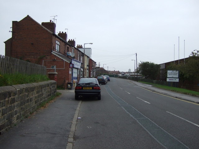 Snydale Road, Cudworth