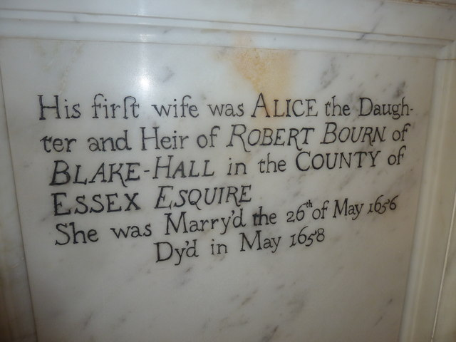 Sherborne Abbey: memorial (xxvii)