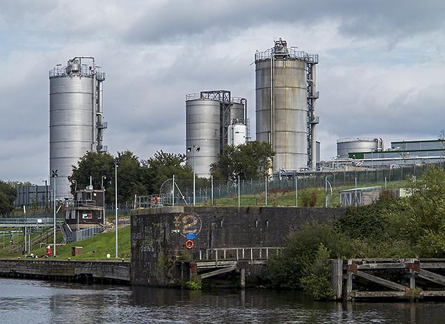 Chemical works, Partington