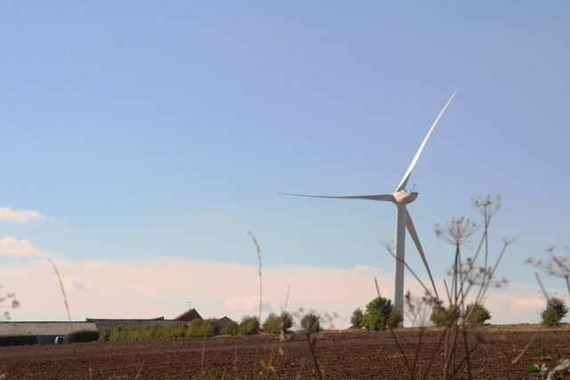 Sober Hill Farm and Sober Hill Windfarm