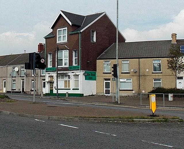 Former Mile End Inn, Swansea