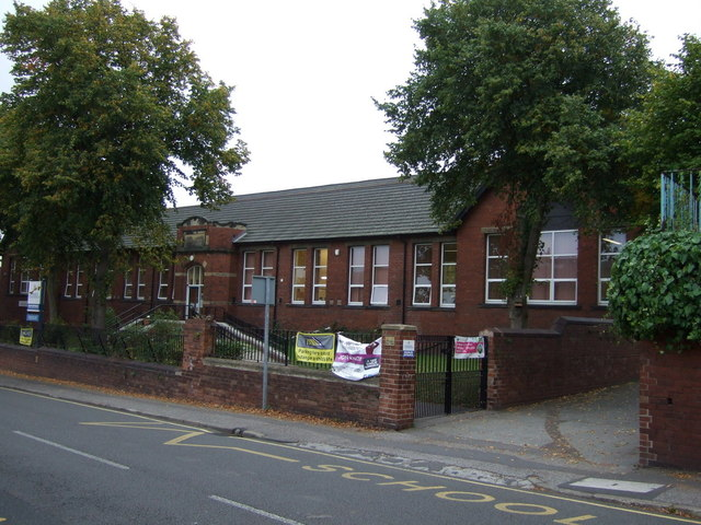 School on Snydale Road, Cudworth