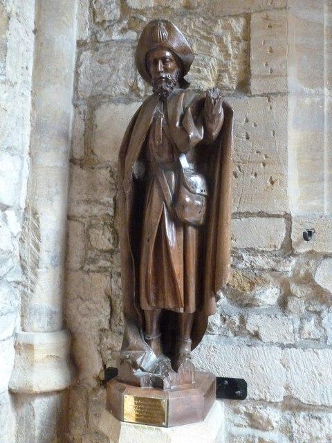 Inside Sherborne Abbey (44)