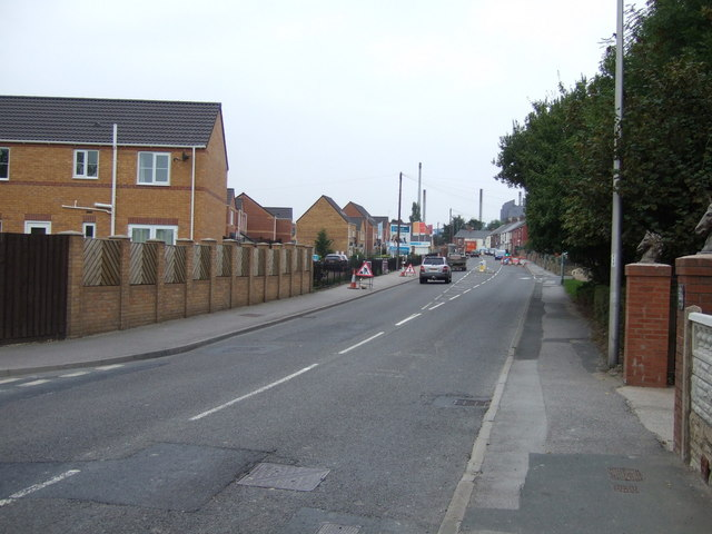 Burton Road, West Green