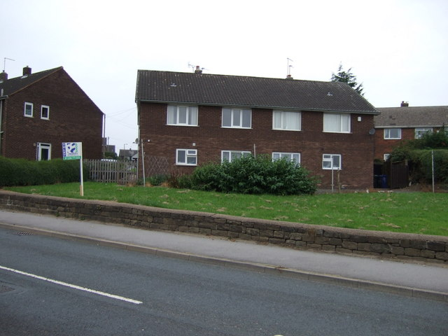 Houses on Burton Road