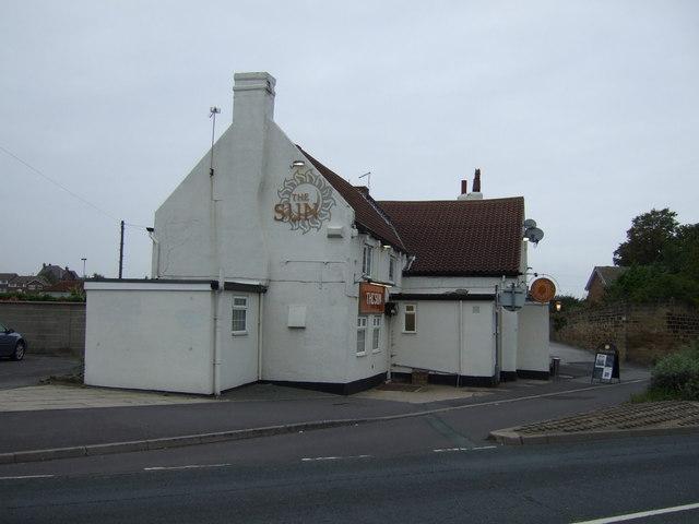 The Sun pub, Monk Bretton