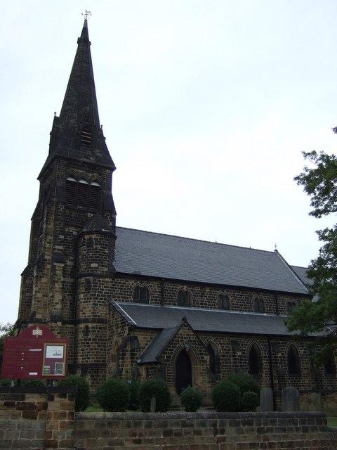 St Paul's Church, Monk Bretton