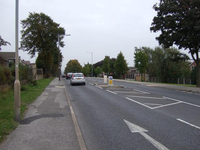 Rotherham Road (A633)
