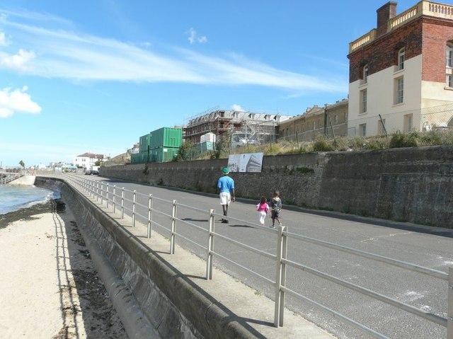 Westbrook Promenade