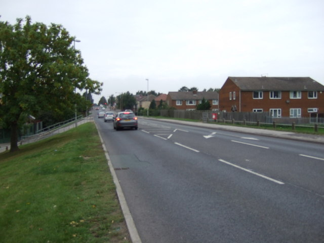 Rotherham Road (A633)