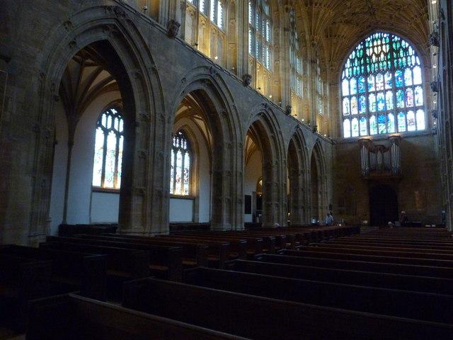 Inside Sherborne Abbey (49)
