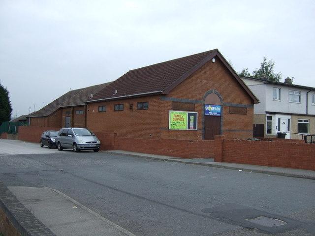 Outreach Christian Centre, New Lodge