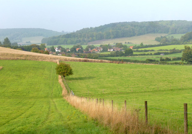 Skirmett and The Hambleden Valley