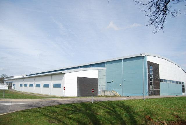 Garrison Leisure Centre