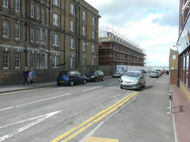 Extension to the former Royal Sea Bathing Hospital, 38 Canterbury Road