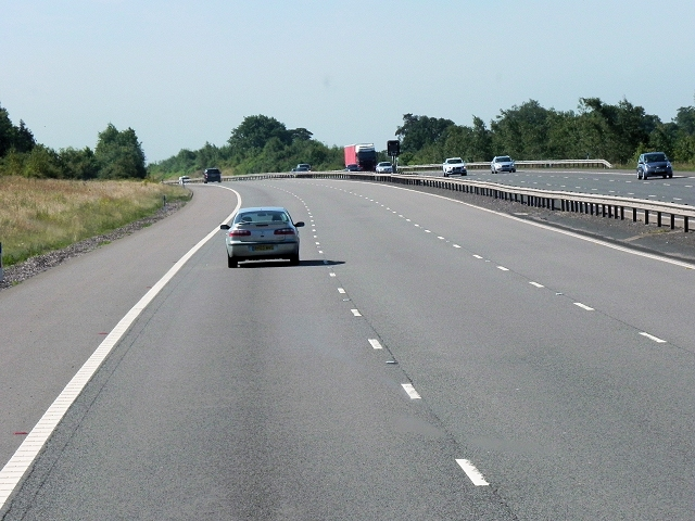 M6 Toll Road (Southbound)