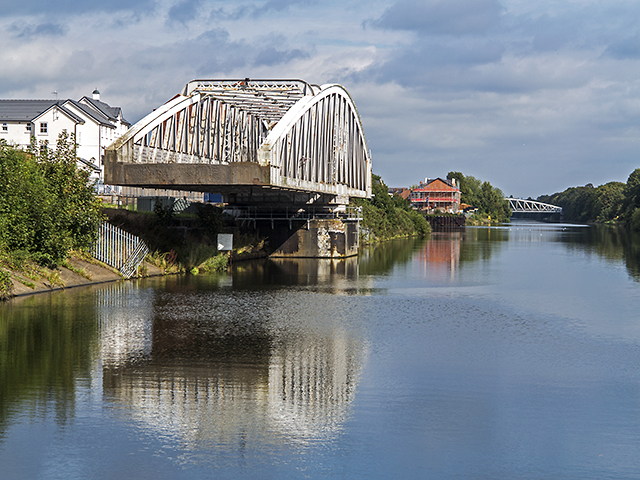 Chester Road Swing Bridge