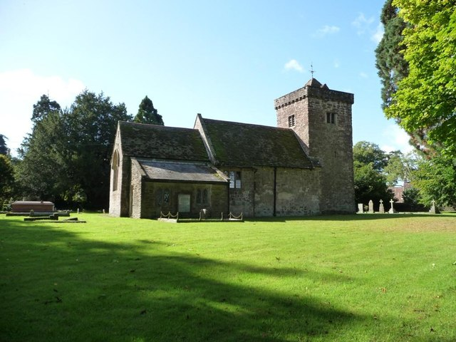 St Andrew's Church, Tredunnock