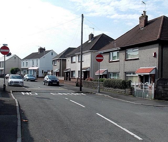Bryn Road, Swansea
