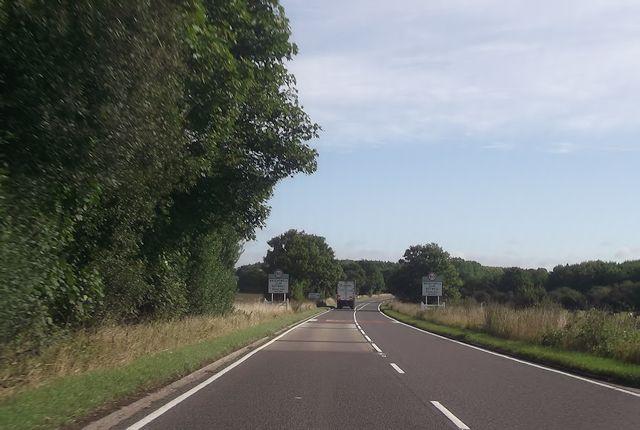 Brightwell cum Sotwell from A4130
