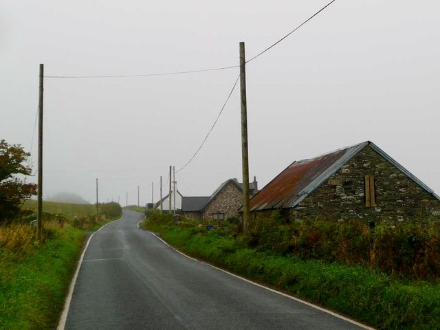Cottages by Ballochgair