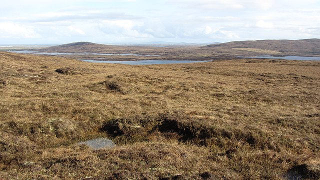 Bogs south of Loch Druidibeag