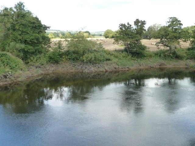 Bridge Pool, Newbridge on Usk