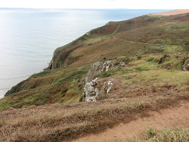 Clifftop and Coast Path