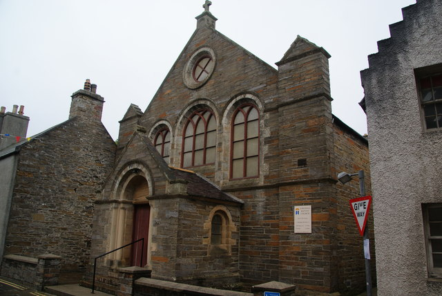 Kirkwall Baptist Church