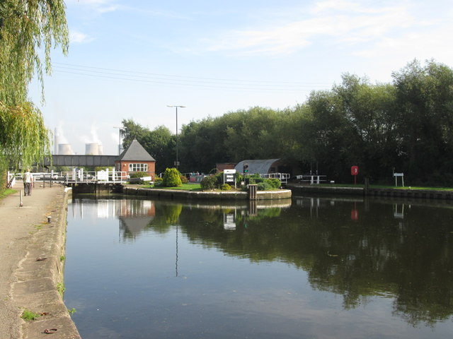 Sawley Locks
