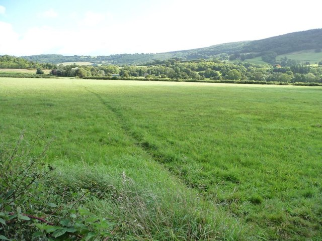 Footpath from Newbridge to White Hall