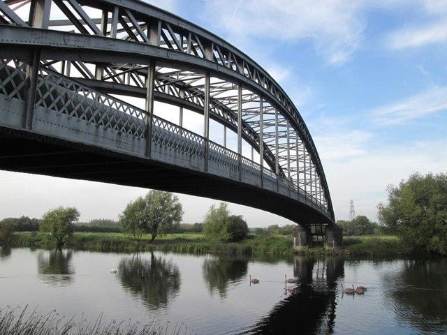 Aqueduct over the River Trent