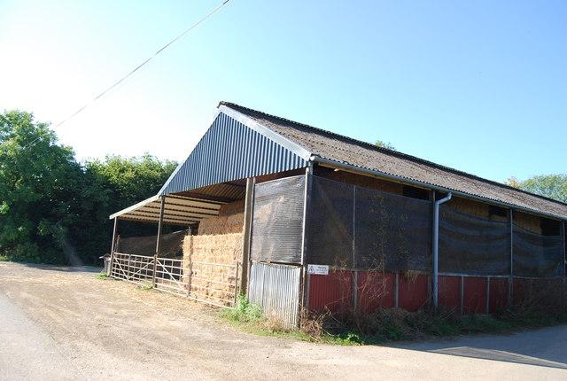 Barn, Redlands Farm