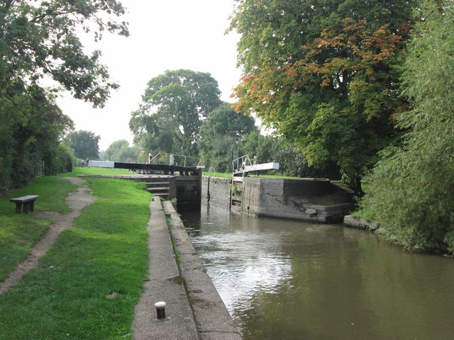 Derwent Mouth Lock