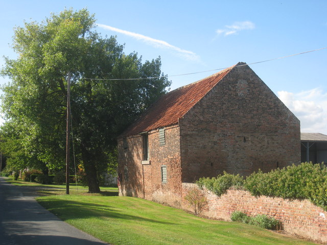 Barn at Sowby's Farm, Saltmarshe