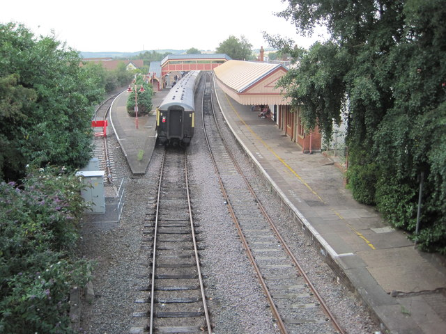 Stratford-upon-Avon railway station, Warwickshire