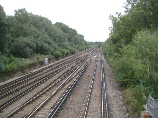 Petts Wood: Chatham Main Line (1)