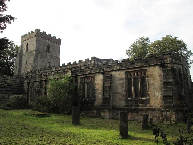 St Chad's, Church Wilne