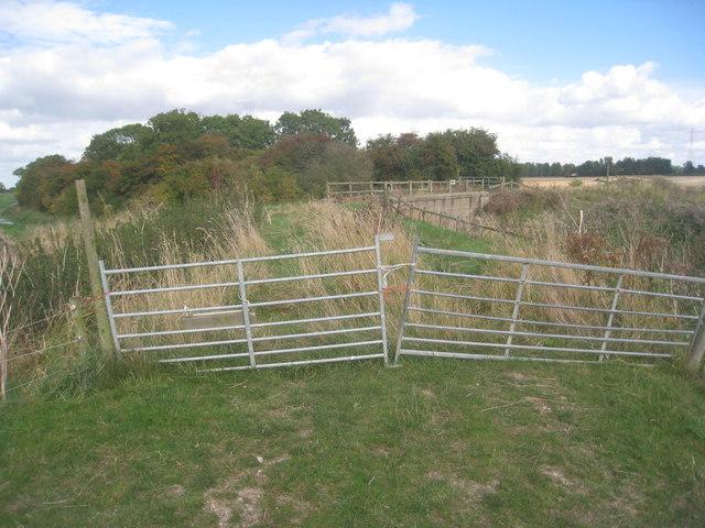 Gates at Warping Clough
