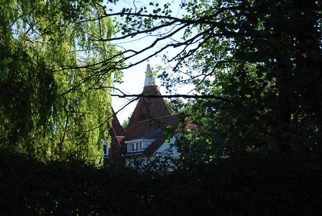 Salehurst Park Farm Oast