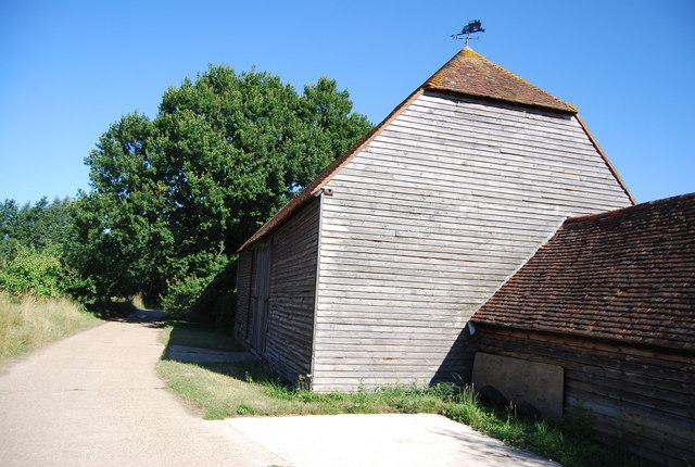 Barn, Salehurst Park Farm