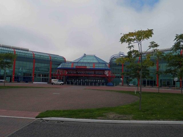 NEC Atrium entrance 3