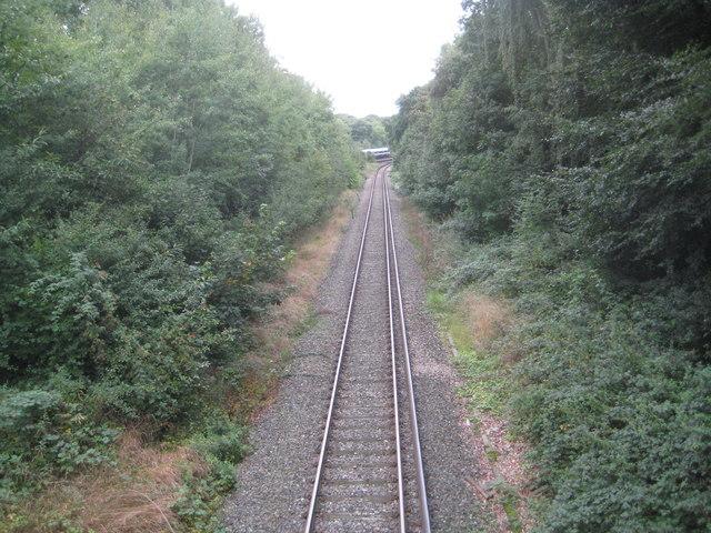 Petts Wood: Up Chislehurst Loop (2)