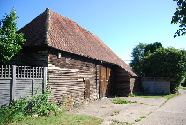 Barn, Salehurst Park Farm