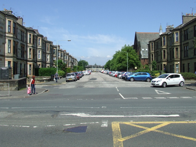 Greenlaw Avenue