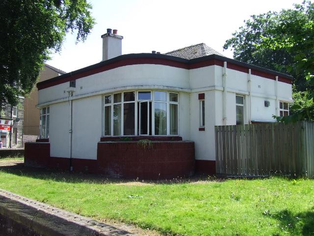 Paisley Grammar School Janitor's Lodge